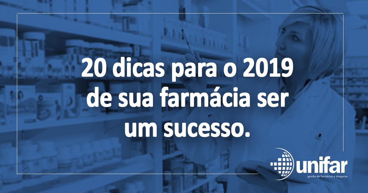 20dicas para o 2019 de sua farmácia ser um sucesso