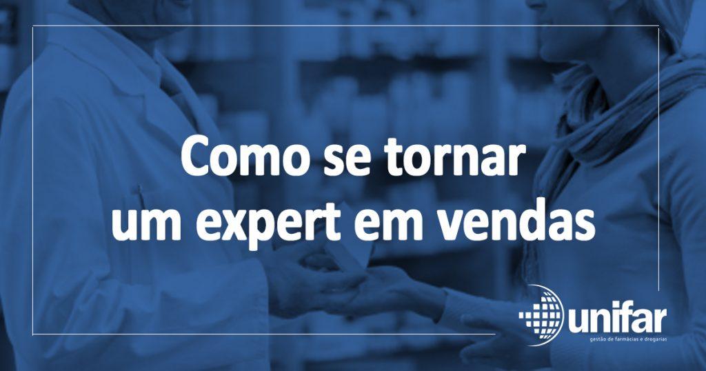 Se torne um expert em vendas para farmácias e drogarias